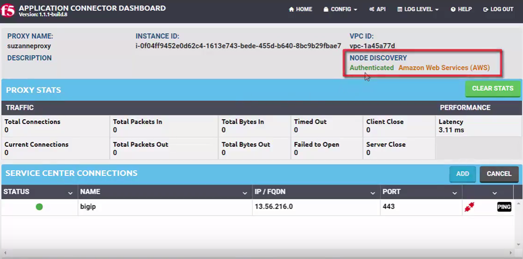 How to Set up F5 Application Connector   Secure Cloud Computing